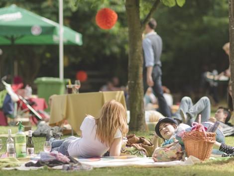 Glamping Piknik rendezvényfotózás Budapest